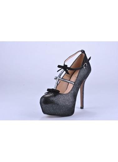 Rebeca Sanver Ayakkabı Siyah